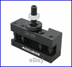 10-15 Wedge Type Quick Change Tool Post 6 Pcs/Set for 200 BXA, #0251-0222U