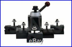 13- 18 Quick Change Tool Post Set Wedge Type #333 Cxa Sku 202-9476