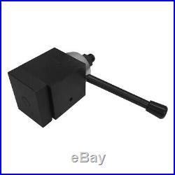 14-20 Lathe Quick Change Tool Post CNC 250-400 CA Piston Type Lathing