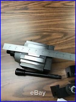 14-20 QUICK CHANGE TOOL POST-6PCS/SET-piston TYPE #830D-532-New