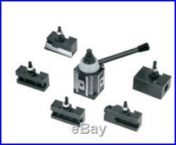 250-100 Kit Piston Quick Change Tool post Boring Turning Holder Tool 100 Series