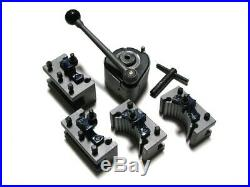 40 Position Quick Change Tool Post Holders Posts 10-18
