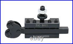 6-12'' Wedge Type Quick Change Tool Post 11 Pcs/Set, For 100 AXA, #0251-0119