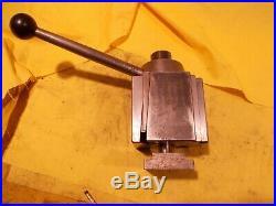 ALORIS USA DA QUICK CHANGE LATHE TOOL POST engine metal holder 17 to 48 swing