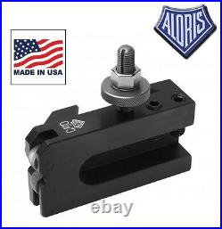 Aloris AXA-10 Quick Change Knurling Holder for Tool Post Made In USA