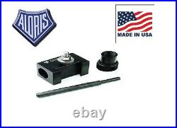 Aloris CA-5C Quick Change Collet Drilling Holder for Tool Post Made in USA