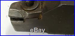 Aloris CXA16 CXA-16 Turning Facing Quick Change Tool Post Holder. Shelf q3