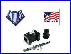 Aloris CXA-5C Quick Change Collet Drilling Holder for Tool Post Made in USA