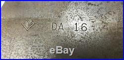 Aloris DA16 Quick Change Tool Post Holder Tool, Missing One Lock Nut. Lot#2
