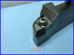 Aloris (cxa 16 N) Quick Change Lathe Tool Post Holder Turning Facing