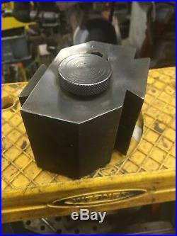 BXA & CXA Dual Size Quick Change Tool Post Metal Lathe Machinist CNC Shop Find