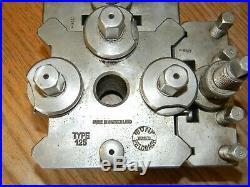 Boni Feldbach, Tool Post, &Tool Holders, Type 125, Swiss Quick Change Tool Post, QCTP