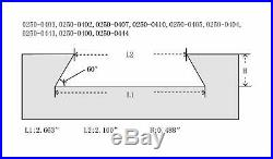 CA Piston Type Quick Change Tool Post for Lathe Swing 14'' 20'', #0250-0400