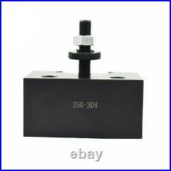 CXA Wedge Type Quick Change Tool Post Set 250-333 for Lathe 13- 18