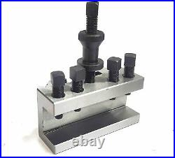 Dickson S2 / T2 Quick Change Tool Post for Harrison Lathes (4 Holders Sets)