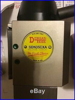 Dorian SDN35CXA ToolPost Quick Change CXA 14-17 In Swing Tool Post