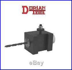 Dorian Super Quick Change Tool Post AXA 5C D25AXA-36 NEW