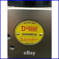 Dorian Tool SDN40CA 2-Station Quick Change Tool Post, 16 to 20 Swing