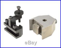 Emco Compact 5 Compact 8 Quick change toolpost