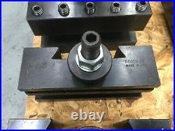 Genuine Dorian SD50DA Super Quick Change Tool Post with 6 Holders $3000+ QCTP DA