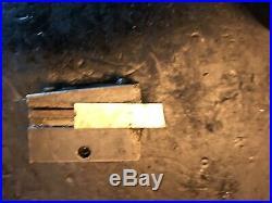Hardinge L19 Quick Change Cut-off Tool Holder For L18 Tool Post Lathe