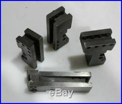 KDK 0 series Quick change tool post 5 piece set Made in USA 8-12 swing