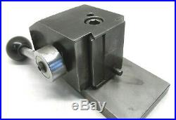 KDK-100 SERIES QUICK CHANGE LATHE TOOL POST with 5 HOLDERS 12 to 16 SWING