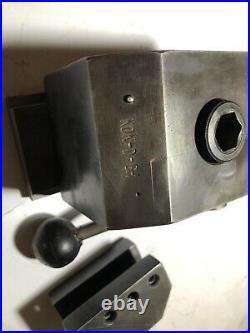 KDK-200 SERIES QUICK CHANGE LATHE TOOL POST 18 to 24 & 153 Holder