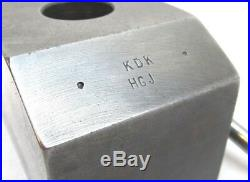KDK-200 SERIES QUICK CHANGE LATHE TOOL POST 18 to 24 SWING