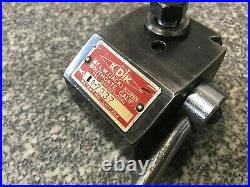 Kdk Series 0 Quick Change Tool Post Phase II Dorian South Bend Monarch Hlv-h