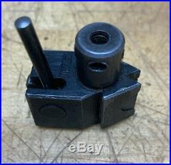 LEVIN Precision Lathe Rapid Change Tool Post Part 011