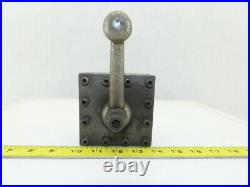 Lathe 4 Position Quick Change Manual Tool Post Holder 4x4
