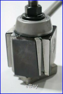 New Aloris, Cxa Super Precision Tool Post, Quick Change 13-18 Swing E070