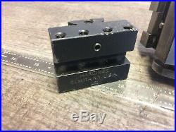 Nice Hardinge L18 Quick Change Tool Post & L21 Holder