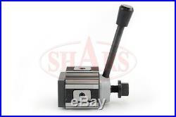 OUT OF STOCK 90 DAYS SHARS CXA Piston Tool Post 13-18 Swing Quick Change Lathe