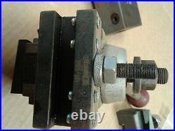 Phase II Quick Change Tool Posts 251-100 Tool Holder 250-101 -102 -104 -107 -110