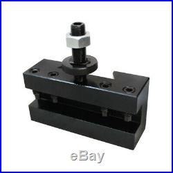 Piston Quick Change Tool 10-15'' Lathes Post Set 200 BXA Boring Tool Holder