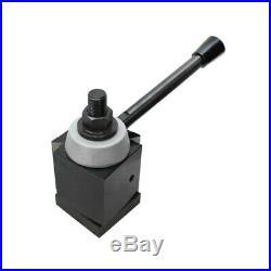 Piston Quick Change Tool 6-12 Lathe Post Set FR Aloris 100 AXA Boring Hold