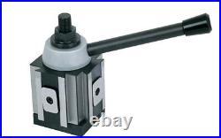 Piston Quick Change Tool Post Holder 200 Series 10-15 250-200 Kit Lathe