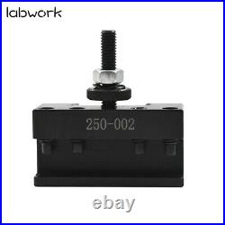 Quick Change OXA Wedge Type Tool Post Holder Set 250-000 For Mini Lathe Up to 8