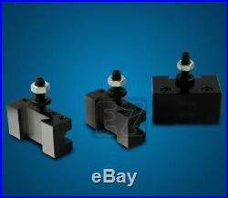 Quick Change Piston Tool Post Holder 14-20 400 CA New