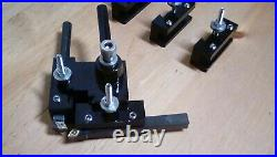Quick Change Tool Post For Emco Compact 5
