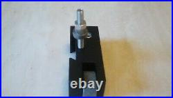 Quick Change Tool Post For Emco Unimat 3/4