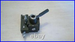 Quick Change Tool Post For Lathe Clarke CL300M
