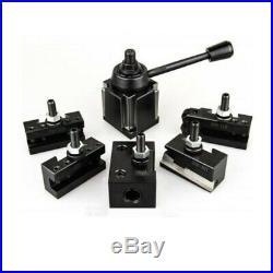 Quick Change Wedge Tool Post Holders 6-12 100 AXA New