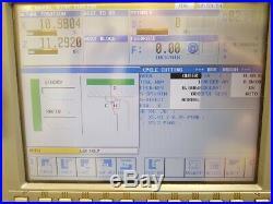 Romi M17 CNC Lathe, Fanuc 21iT, Gang Plate & Quick Change Tool Post, New 2000