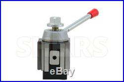 SHARS 14-20 Lathe CA Piston Type Quick Change Tool Post CNC 250-400 New