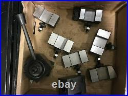USED-10-15 Wedge Type Quick Change Tool Post 8 Pcs/Set for 200 BXA, #0251-0228U