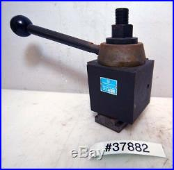 Yuasa Quick Change Tool Post 740-400 (Inv. 37882)